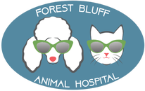 Forest Bluff Animal Hospital Logo
